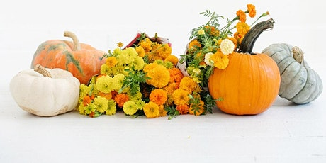Fall Inspired Flower Arranging Workshop tickets