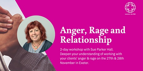 Anger, Rage and Relationship. tickets