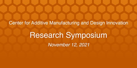CAMDI Research Symposium - November 12, 2021 tickets