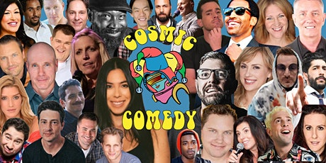 The Cosmic Comedy Show in Valencia Oct 23 tickets