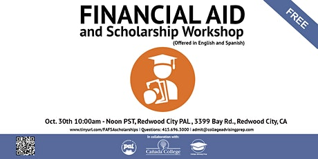 Financial Aid Workshop for College tickets