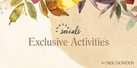 Sonder Social: Self-Compassion Fall Wreath tickets