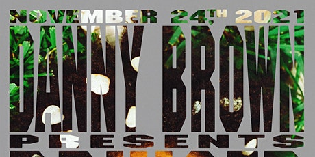 Danny Brown Thanksgiving Eve at The Russell Industrial Center 11.24 tickets