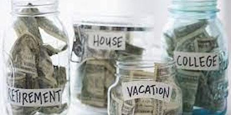 Financial Wellness Series: tickets