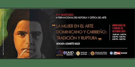 XVI Simposio Internacional de Historia y Crítica de Arte boletos