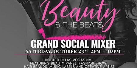 Beauty and The Beats Fashion Mixer tickets