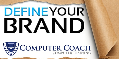 Creating a Professional Brand - Tampa Bay tickets
