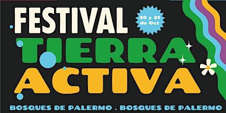 Festival Tierra Activa entradas