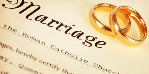 Marriage Convalidation Workshop