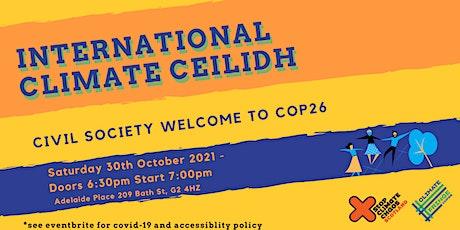 International Climate Ceilidh tickets