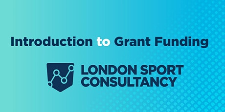Introduction to Grant Funding tickets