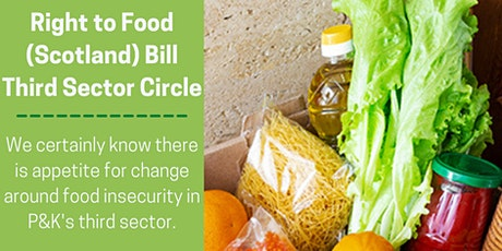 Right to Food (Scotland) Bill Third Sector Circle tickets