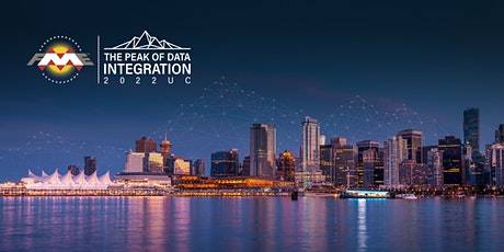 The Peak of Data Integration, FME User Conference tickets