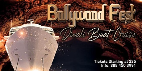 Bollywood Fest Diwali Boat Cruise | Diwali Events Vancouver | Food Included tickets