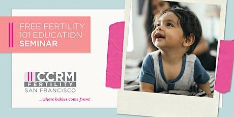 Fertility 101 Education Seminar - Menlo Park, CA tickets