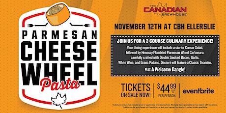 Cheese Wheel Pasta Night (Edmonton - Ellerslie) tickets