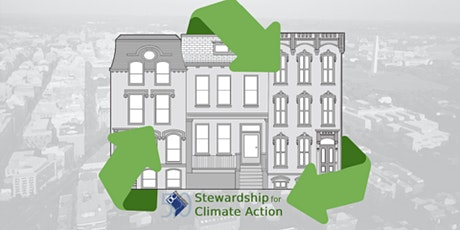 Stewardship for Climate Action:  DC's Building Sector Climate Action Plan tickets