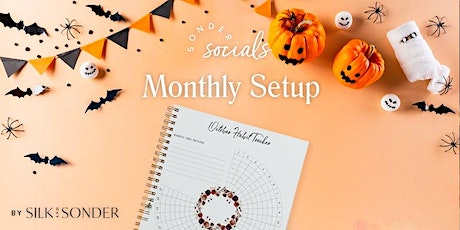 November Monthly Set Up: Fall Costume Edition tickets