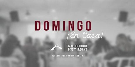 CULTO GENERAL DE DOMINGO 11:30 HS. entradas