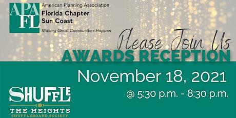 2021 Sun Coast Section Annual Awards Reception tickets