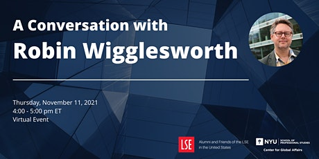 A Conversation with Robin Wigglesworth tickets