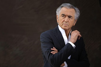 The Will to See, An Evening with Bernard-Henri Lévy tickets