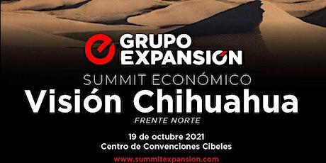 Summit Economico Frente Norte boletos