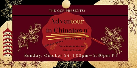 AdvenTOUR in Chinatown tickets
