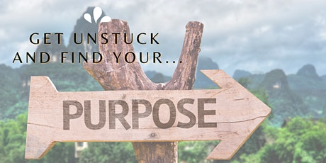 Get Unstuck and Find Your Purpose 3-Day Challenge tickets