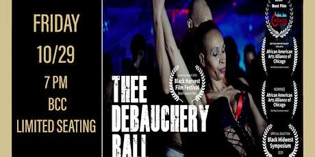 Thee Debauchery Ball tickets