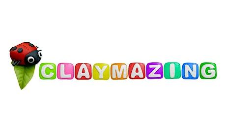 Claymazing - Halloween Theme tickets