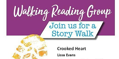 Story Walk - Crooked Heart by Lissa Evans tickets