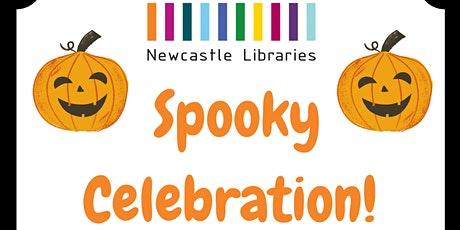 Spooky Celebration @ City Library tickets