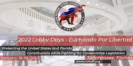 2022 Lobby Days - Luchando Por Libertad tickets