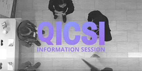 QICSI Information Session tickets