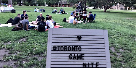 October Toronto Game Night & Chill at The Rec Room tickets