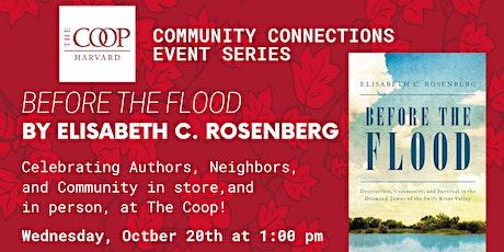Meet the Author: Elisabeth C. Rosenberg tickets