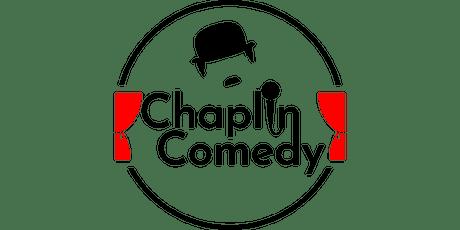 Chaplin Comedy billets
