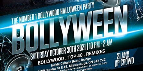 BollyWeen Bollywood Halloween Party tickets