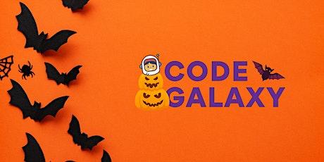 Free Halloween Coding Workshop for Kids tickets
