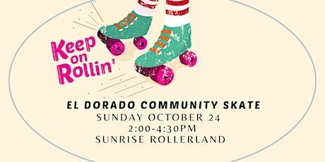Community Skate Day tickets