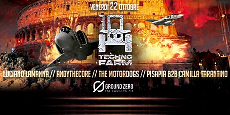 Techno Farm - Hard Friday biglietti