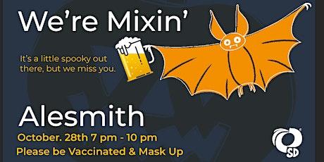 IGDA San Diego October Mixer at Alesmith tickets