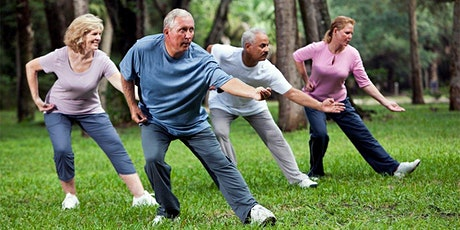 """Beginners """"Tai Chi/Qi Gong"""" Class By Pain Free Life Coaching and Consulting tickets"""