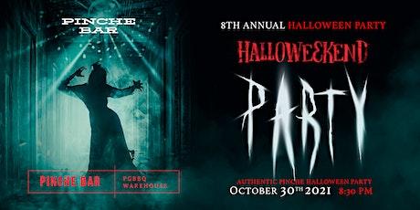 8th Annual Pinche Halloween Party entradas
