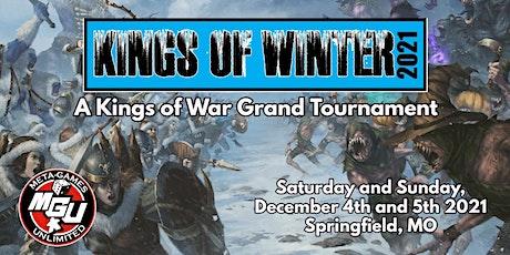 Kings of Winter 2021 tickets