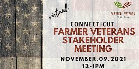 CT Farmer Veterans Stakeholder Meeting tickets
