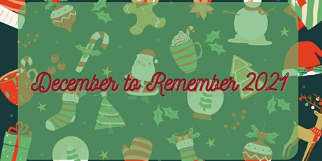 December to Remember 2021 tickets