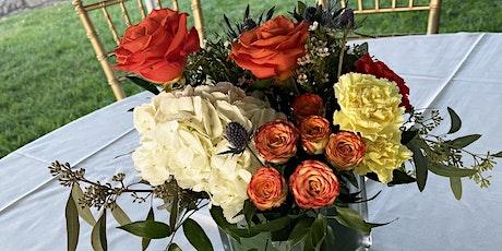 Floral Arranging Workshop tickets
