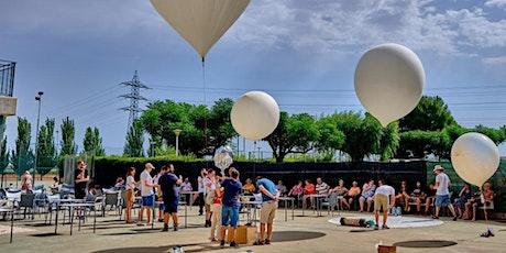 Jueves 21 octubre > Proyecto Servet: democratizar el acceso al espacio entradas